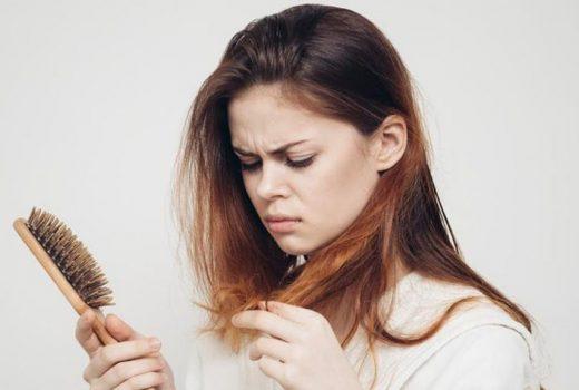 اصلی ترین علت ریزش مو